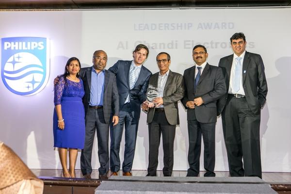 Al Ghandi Electronics bags Philips Leadership Award - once again
