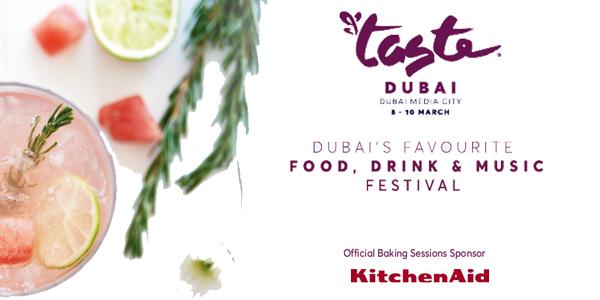 KitchenAid to participate in Taste of Dubai 2018