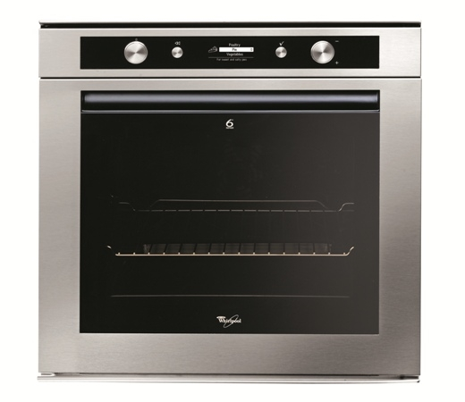 Electronic Multifunction Built In Oven With Lcd Display