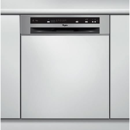 BUILT IN SEMI- INTEGRATED DISHWASHER