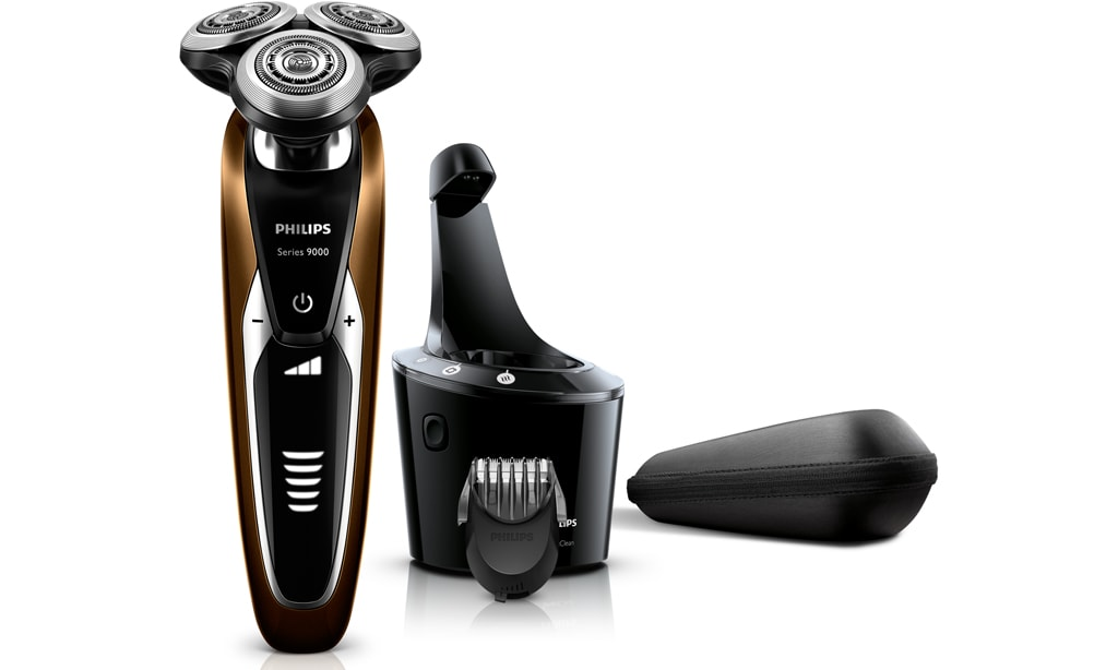 Shaver Series 9000 SensoTouch Wet and Dry Electric