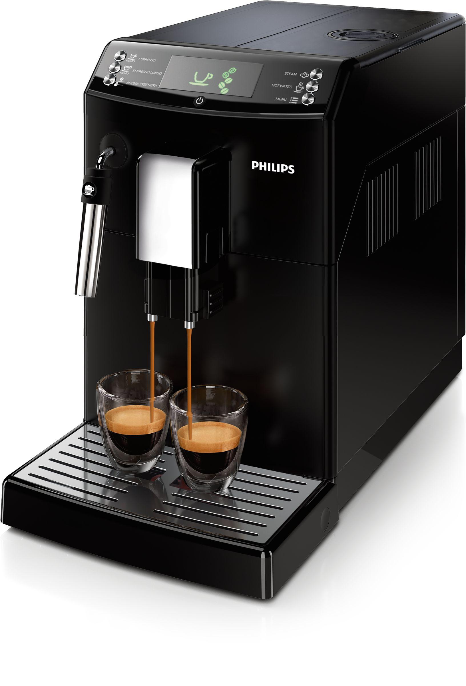 Philips 3100 series Super-automatic espresso machine