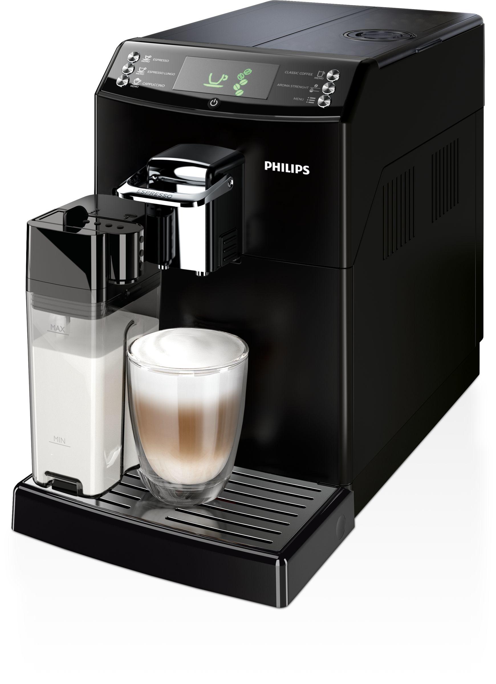 Philips 4000 series Super-automatic espresso machine