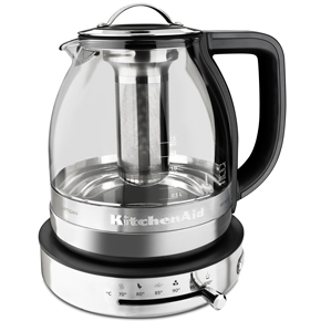 KitchenAid ARTISAN 1.5 L Glass Tea Kettle