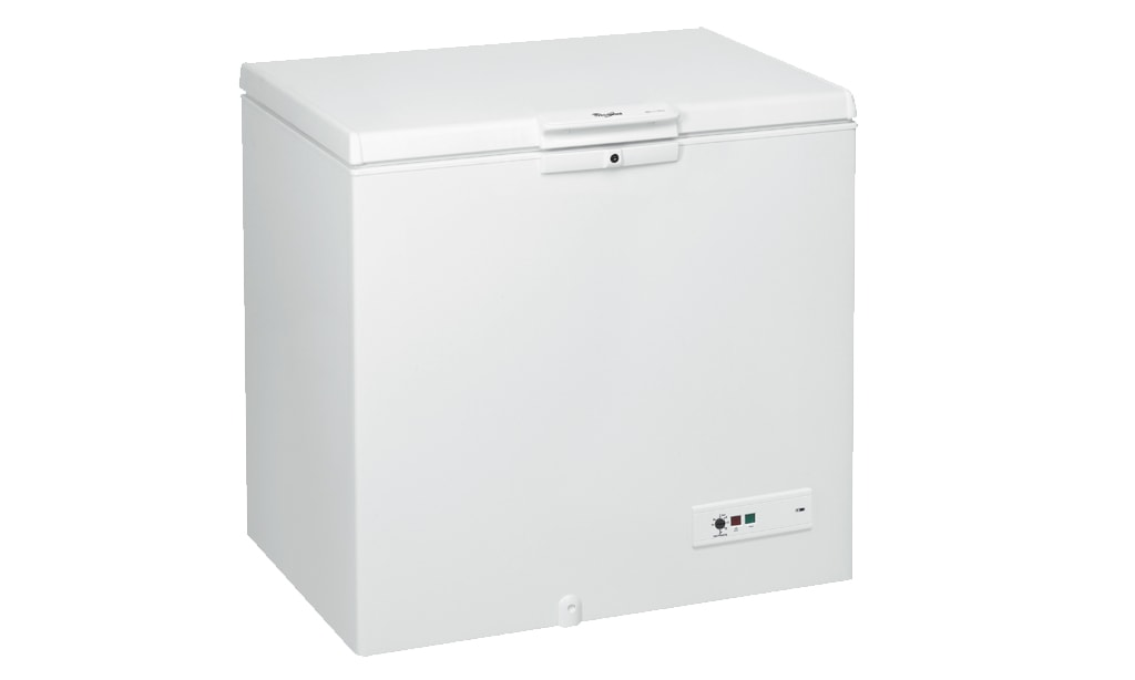 Free Standing Chest Freezer