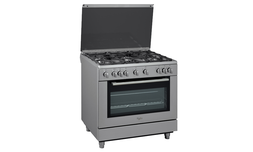 Free Standing Cooking Range Gas Cook Top & Electric Oven