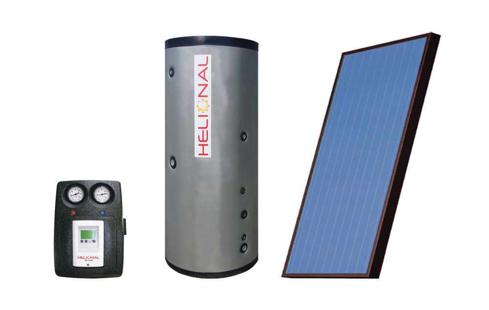 Selective Solar Collector - MS Series