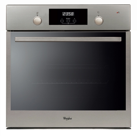Electronic Multifunction Built In Oven With Digital Display